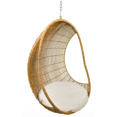 Hanging Pod Chair Open Sides | Seating | Outdoor Furniture | Outdoor Furniture