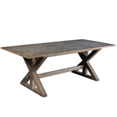 Jacques Oak Dining Table | Dining Tables | Tables | Tables