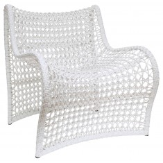 Wave  Outdoor Chair White | Seating | Outdoor Furniture | Outdoor Furniture