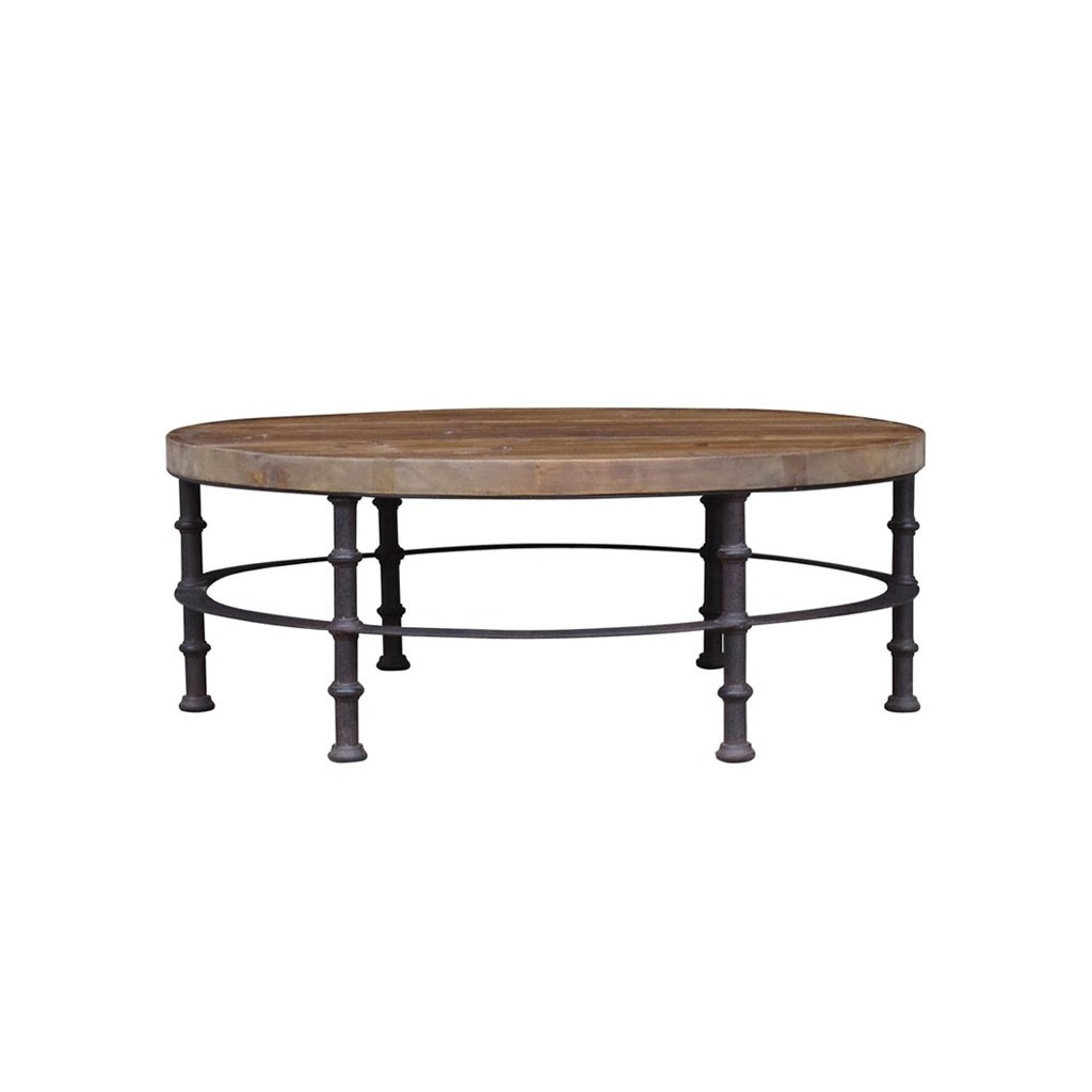 Glass Coffee Tables Nz: Berkshire Round Coffee Table