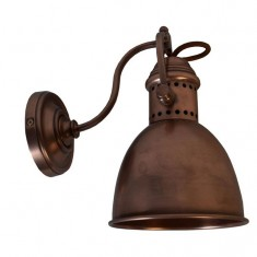Bretagne Wall Light Copper | Wall Lights
