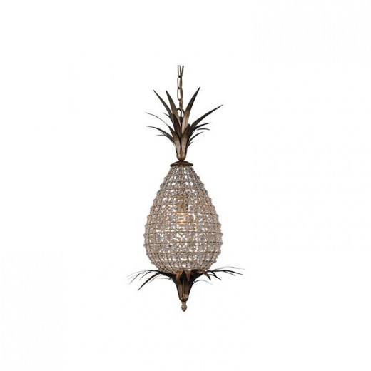 Crystal Pineapple Chandelier Small | Chandeliers