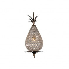 Crystal Pineapple Chandelier Large | Chandeliers