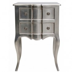 Provincial Bedside Silver | Bedroom | Bedside Tables | Bedroom