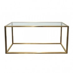 Bogart Brass Console | Sideboards & Consoles | Sideboards and Consoles | Sideboards and Consoles