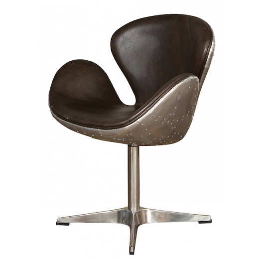 Aero Lip Swivell Chair | Occasional Chairs | Seating