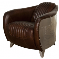 Mustang Chair | Occasional Chairs | Seating | Leather Furniture