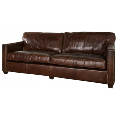 Mason 3 Seater Leather Sofa | Sofas | Seating | Seating | Leather Furniture