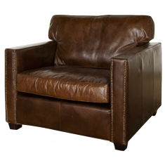 Mason Leather Arm Chair | Occasional Chairs | Seating | Seating | Leather Furniture