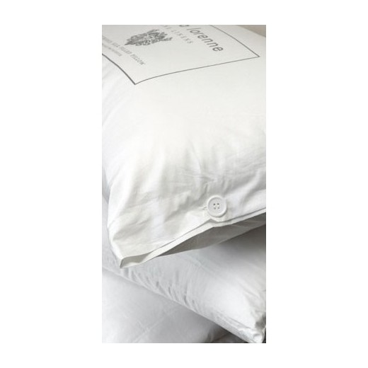 Silk Filled Lodge Pillow | Bed Linen