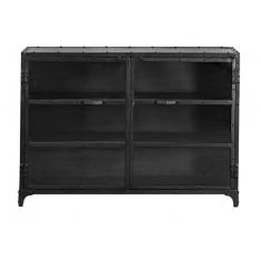 Cooper Industrial Cabinet Medium | Shelving, Storage & Cabinets | Sideboards & Consoles | Storage, Shelving and Cabinets