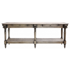 Marlow Oak Console | Sideboards & Consoles | Sideboards and Consoles | Sideboards and Consoles