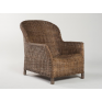 Gable Rattan Lounge Chair Pepper
