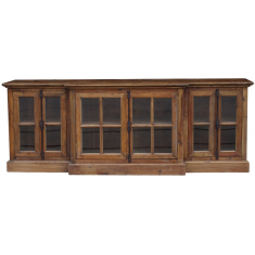 Frankton Pine Display Sideboard  | Sideboards & Consoles | Sideboards and Consoles | Sideboards and Consoles | Sideboards and Consoles