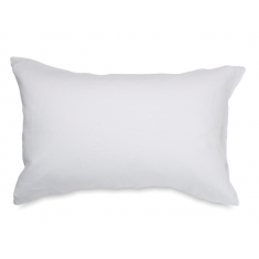 Sove Linen Pillowcase Pair White | Bed Linen