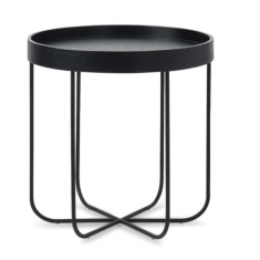 Segment Side Table Black  | Ocassional Tables | Tables | Tables