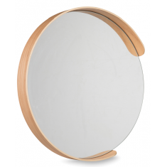Segment Round Mirror Oak | Mirrors | NEW ARRIVALS