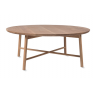Radial Round Coffee Table