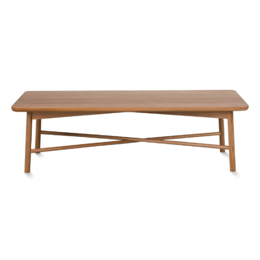 Radial Rectangular Coffee Table  | Coffee Tables | Tables | Tables