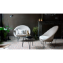 Vincent Sheppard Cocoon Chair White