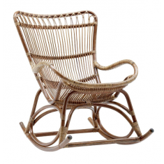 Monet Rattan Rocking Chair  | Occasional Chairs | Seating
