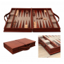 Leather Backgammon Set