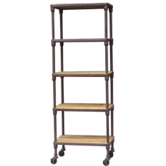 Gustav Tall 5 Tier Shelves | Shelving, Storage & Cabinets | Storage, Shelving and Cabinets | Storage, Shelving and Cabinets
