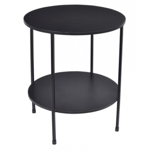 Benny Side Table Black  | Bedside Tables | Ocassional Tables | Tables | Bedroom | Tables