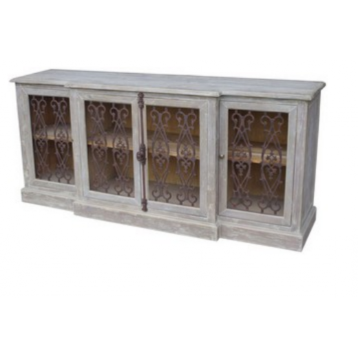 Filigree Iron Sideboard  Large | Sideboards & Consoles | Sideboards and Consoles