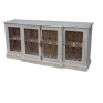 Iron Filigree Sideboard