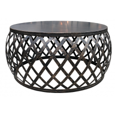 Lamai Iron Coffee Table  | Coffee Tables | Tables