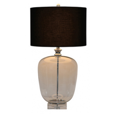 Geneva Crystal Base Table Lamp  | Table Lamps