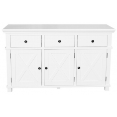Sorrento Buffet White | Sideboards & Consoles | Sideboards and Consoles | Sideboards and Consoles | Sideboards and Consoles | NEW ARRIVALS