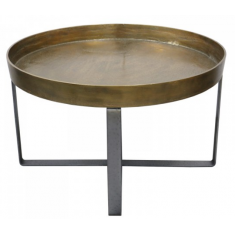 Manhattan Brass & Iron Coffee Table  | Coffee Tables | Tables | Tables | NEW ARRIVALS