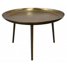 Bronx Coffee Table Brass  | Coffee Tables | Tables | Tables