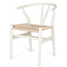 Wishbone Chair White  | Dining Chairs | Seating | Seating