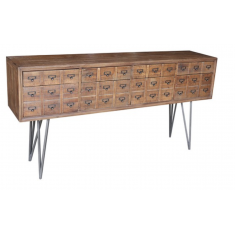 Apothecary Eight Drawer Sideboard  | Sideboards & Consoles | Sideboards and Consoles | Sideboards and Consoles