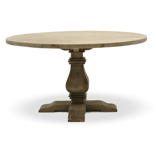 Millbrook Elm Dining Table Round | Dining Tables | Tables ...