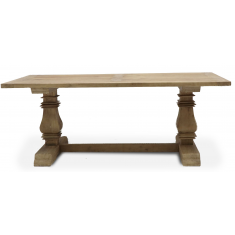 Millbrook Elm  Dining Table 2450 Long | Dining Tables | Tables | Tables