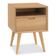 Oslo Square Bedside  | Bedside Tables | Bedroom | Bedroom | Bedroom