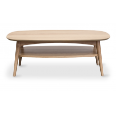 Oslo Coffee Table With Shelf  | Coffee Tables | Tables | Tables | Tables