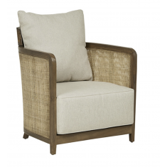 Baha Rattan Tub Chair  | Occasional Chairs | Seating