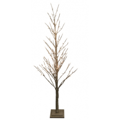 Large Champagne Light Up Tree | Christmas