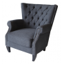 Emma line Chair Charcoal