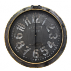 Porthole Wall Clock | Clocks