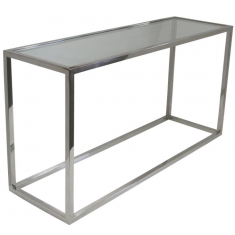 Bogart Stainless Console  | Sideboards & Consoles | Sideboards and Consoles | Sideboards and Consoles