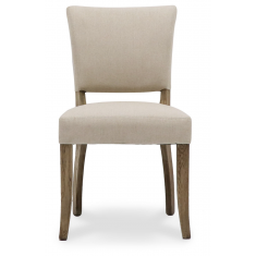 Crane Linen Chair - Natural Linen  | Dining Chairs | Seating | Seating | Seating