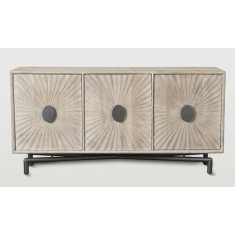 Camden Sideboard White Wash | Entertainment Units | Storage, Shelving and Cabinets