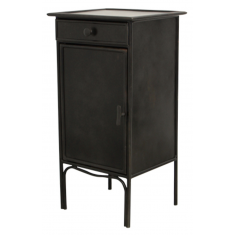 Emily Iron Side Table | Bedside Tables | Bedroom | Bedroom