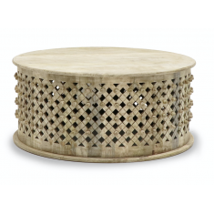 Bamileke Coffee Table Natural | Coffee Tables | Tables